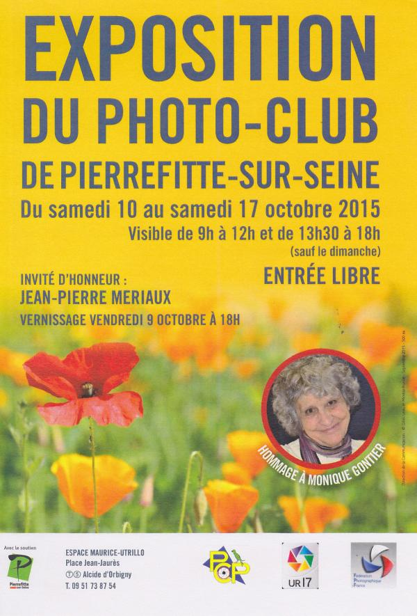 Exposition PHOTO-CLUB DE PIERREFITTE