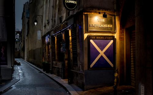 """Scottish Pub""      Dan Guimberteau"